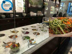 Le Botaniste. Gastronomia em Nova York.