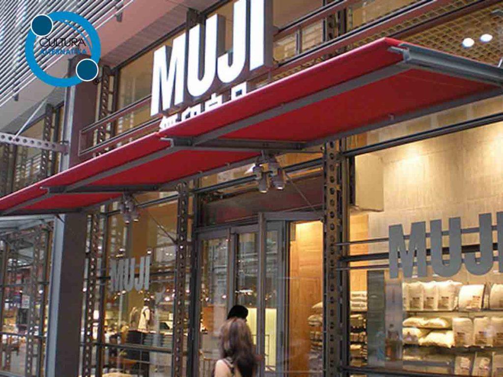 Muji Shop. Loja Japonesa em Nova York.