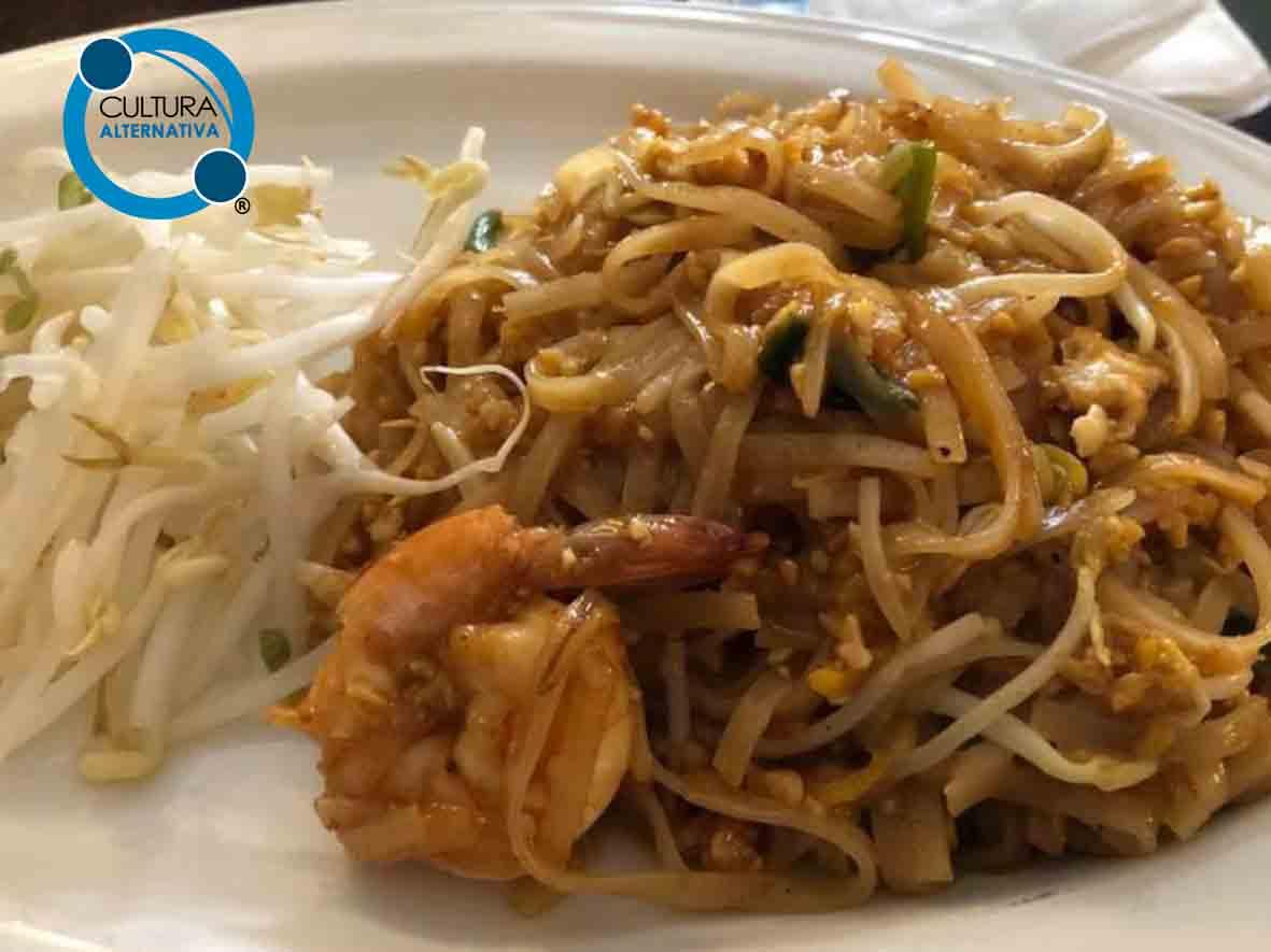 Soho Thai. Gastronomia em Nova York.