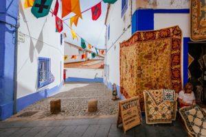 Os fascinantes tapetes de Arraiolos