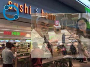 Wasabi Sushi & Bento. Gastronomia em Nova York.