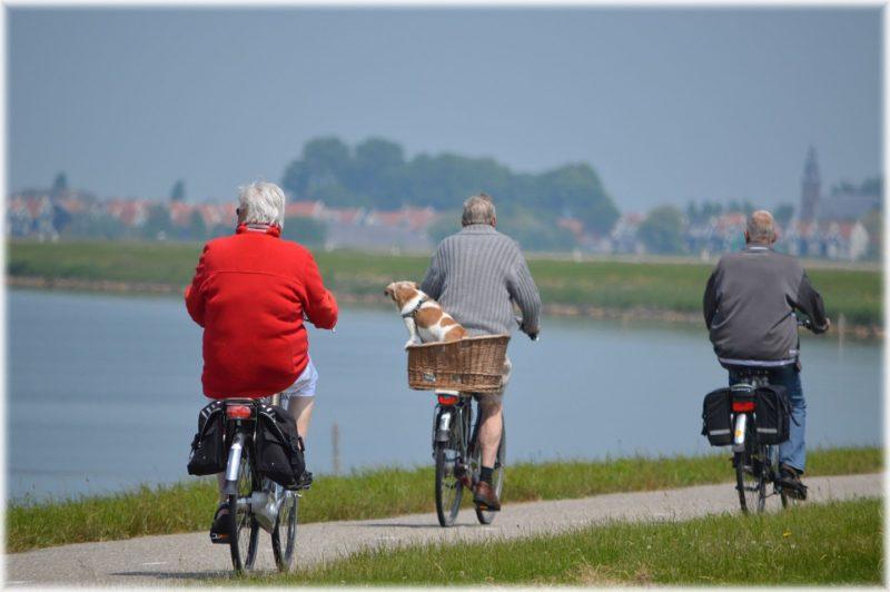 aposentadoria, Idosos e Jovens