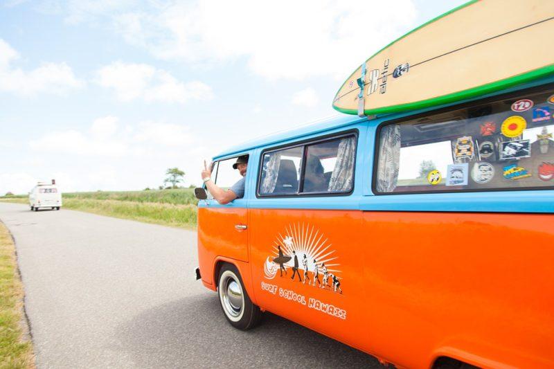 Estradas com paisagens deslumbrantes, turismo rodoviário em alta