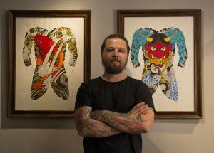 convenção internacional de tatuagem itinerante