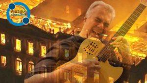 Anand Rao Músico. Música Popular Brasiliera.