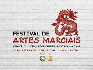 Festival de Artes Marciais