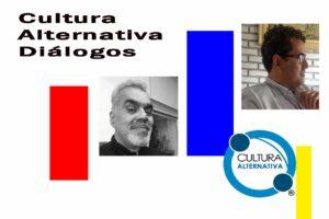 Cultura Alternativa Diálogos. Anand Rao e Jeff Motta.