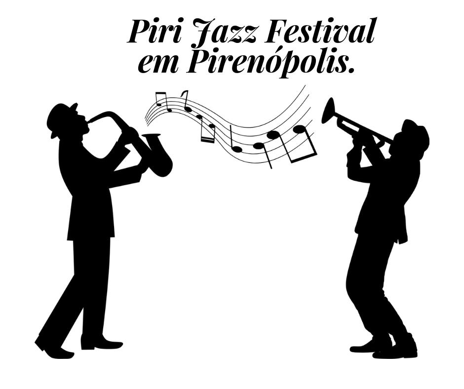 Piri Jazz Festival em Pirenópolis.