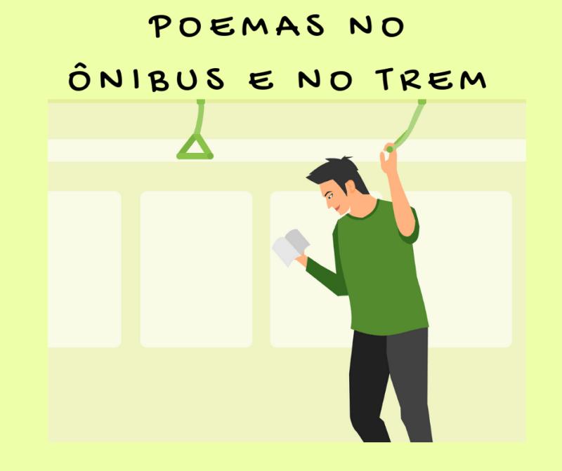 Poemas no Ônibus e no Trem