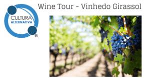 Wine Tour - Vinhedo Girassol