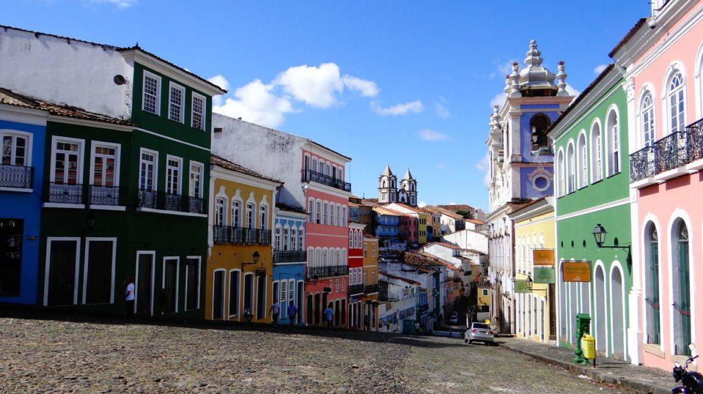 Brasil um dos países mais visitados do mundo