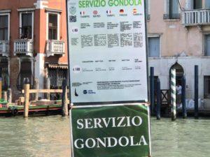 Um mochileiro em Veneza