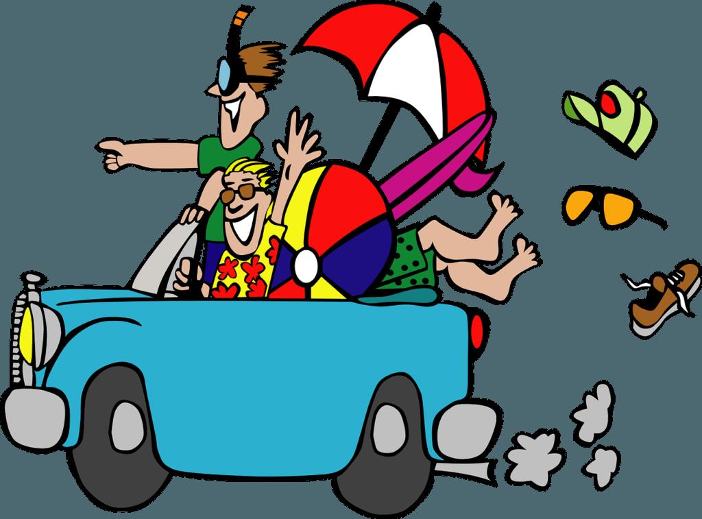 Viajar com crianças, viagem segura com as crianças