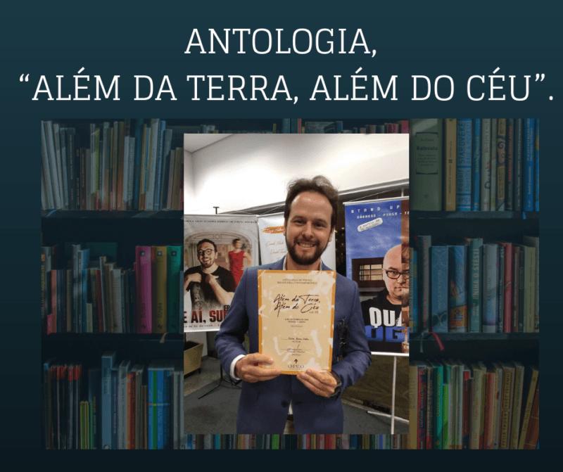 antologia, ALÉM DA TERRA, ALÉM DO CÉU