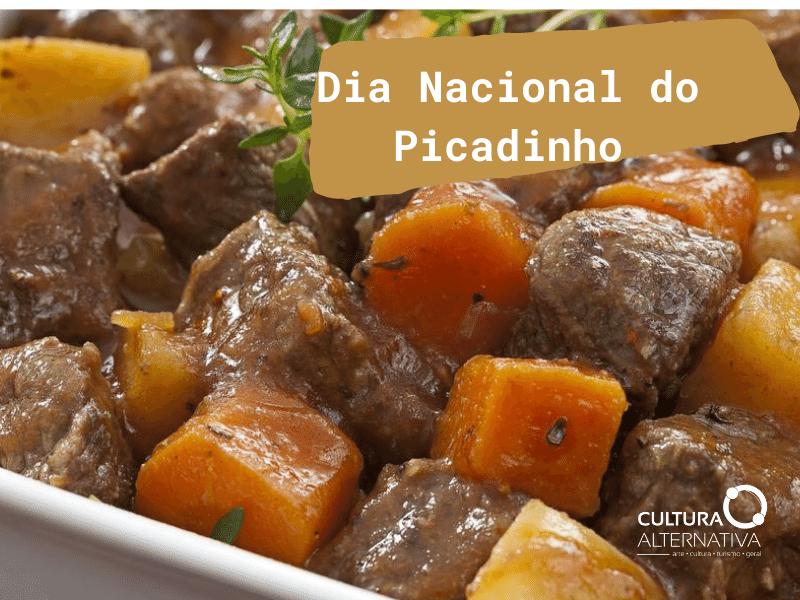 Dia Nacional do Picadinho - Cultura Alternativa