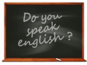 proficiência em inglês