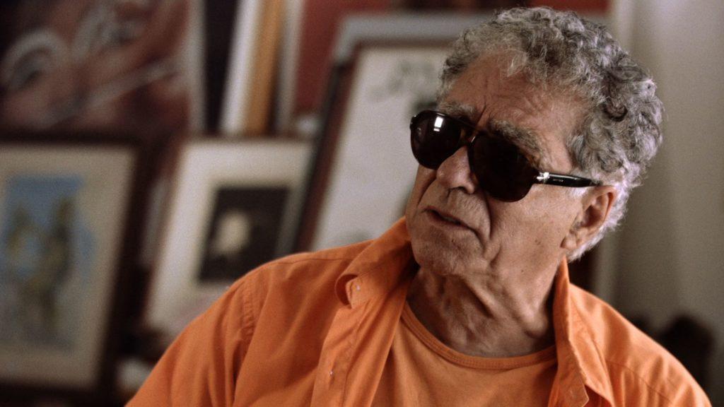 Documentário sobre Neville D'Almeida