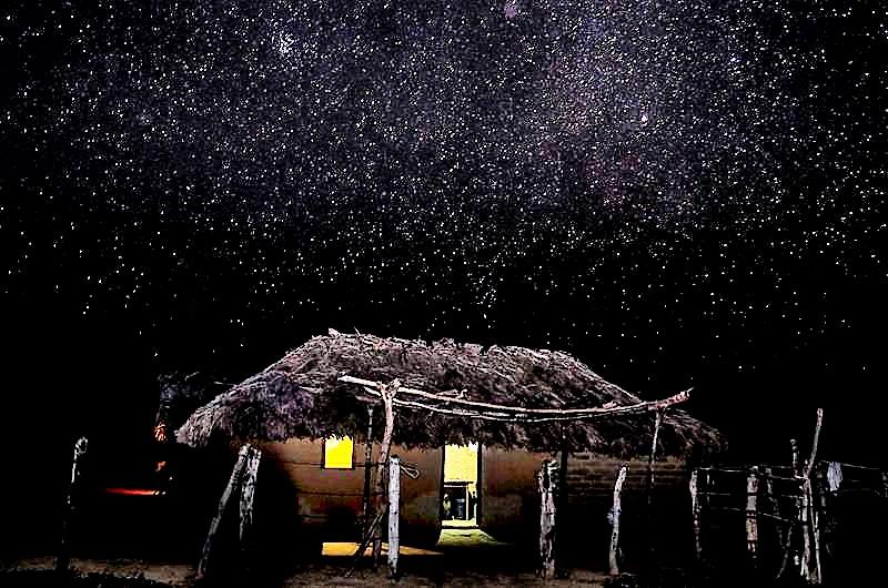 Dia da iluminação, comunidade quilombola kalunga