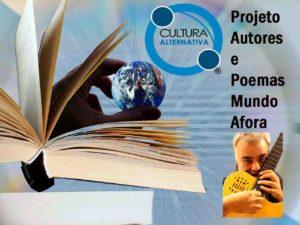 Pojeto Autores e Poemas Mundo Afora