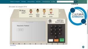 Aplicativos e Sites Eleitorais. Vota Informado Brasil.