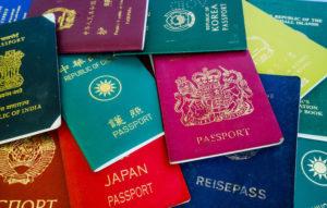 Passaporte, destinos sem visto