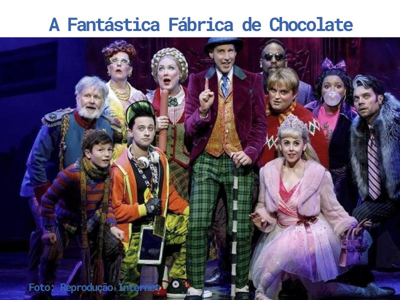 A Fantástica Fábrica de Chocolate. - Cultura Alternativa