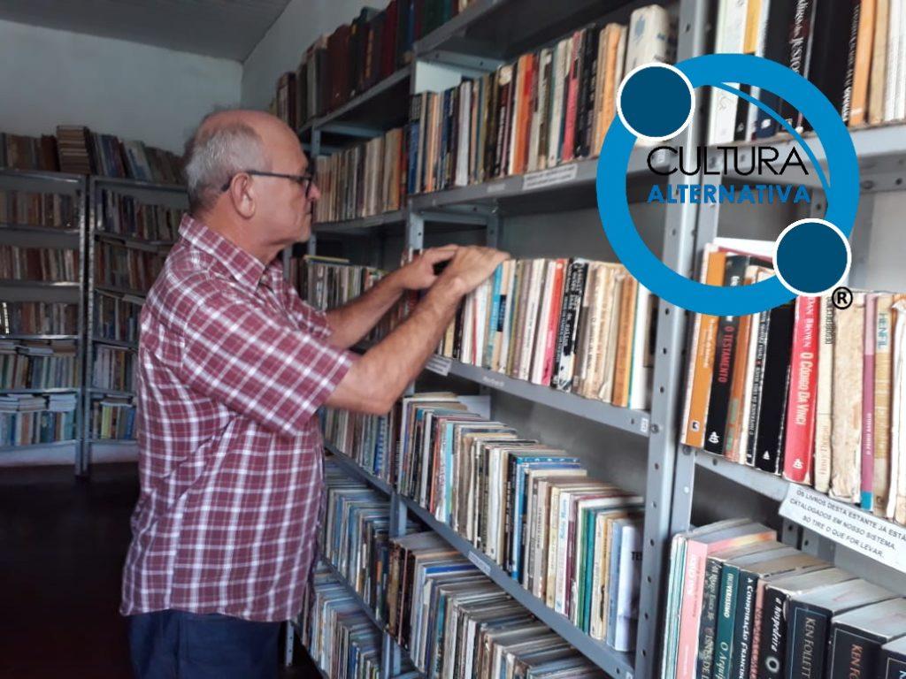 Biblioteca Alternativa Herbert Lago Castelo Branco