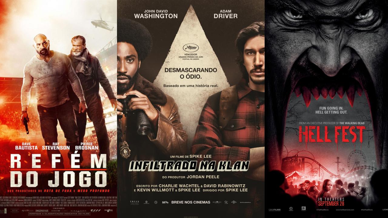 Estreias de Filmes da Semana