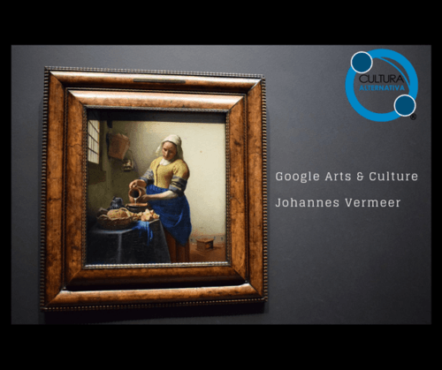 Google Arts & Culture ,  Johannes Vermeer
