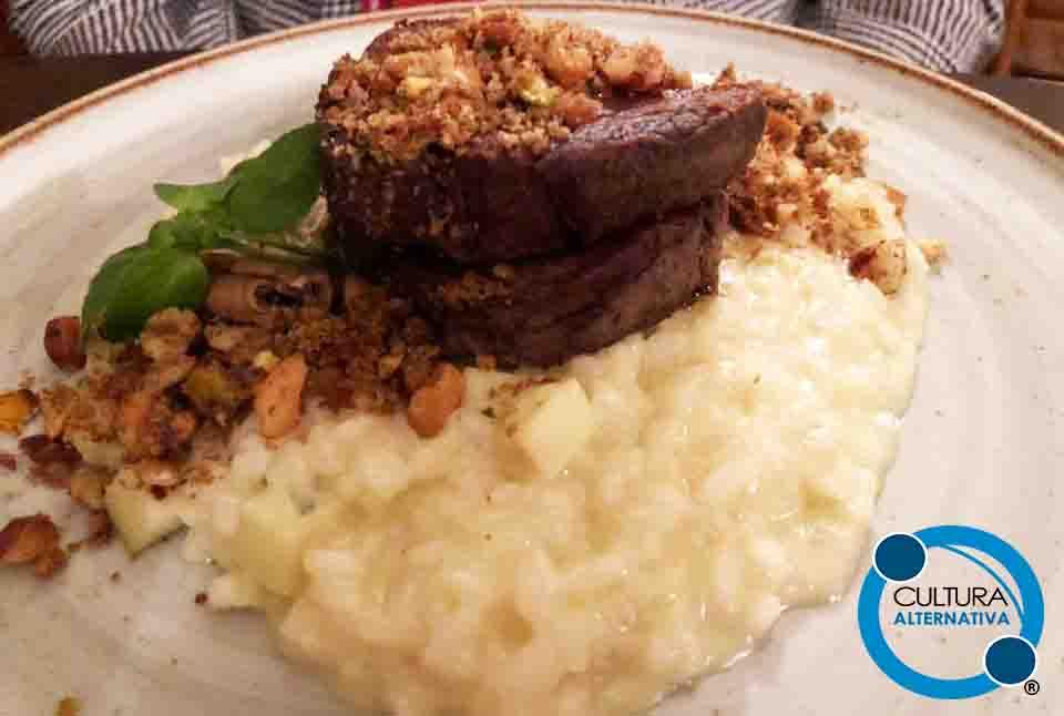 Magnólia;. Restaurantes de Canela.
