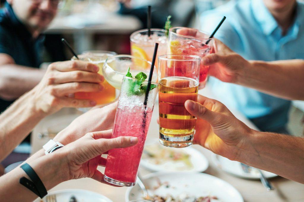 Diabético pode tomar bebida alcoólica?, bebidas alcoólicas