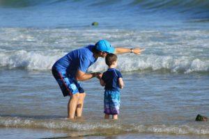 Férias e Novidades no relacionamento pais e filhos