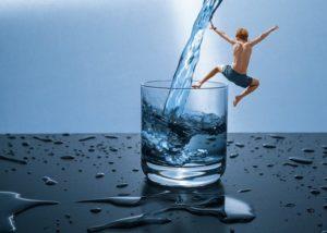 Dia Mundial da Água, dieta detox