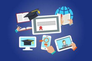 Ensino Fundamental para o Médio, Cursos de graduação
