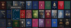 Países que você não precisa de passaporte