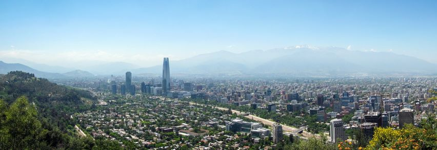 Destino Santiago