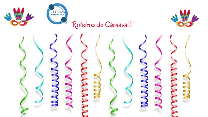 Roteiros de Carnaval