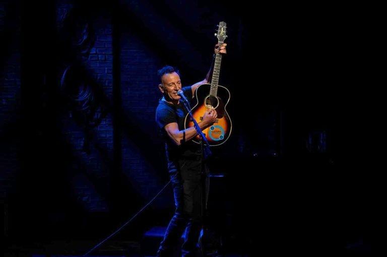 Springsteen on Broadway. Netflix.