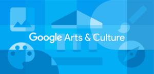 Google Arts & Culture - Ideias que mudaram o mundo