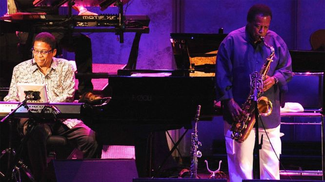 Herbie Hancock e Wayne Shorter