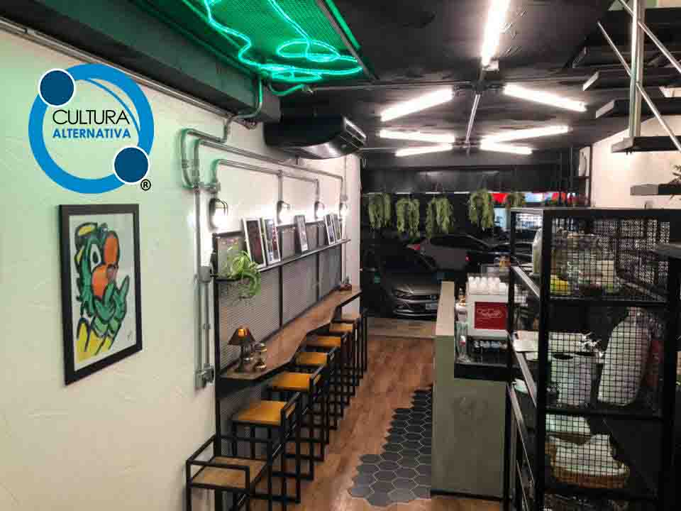 Koppe. Cafés em Brasília.