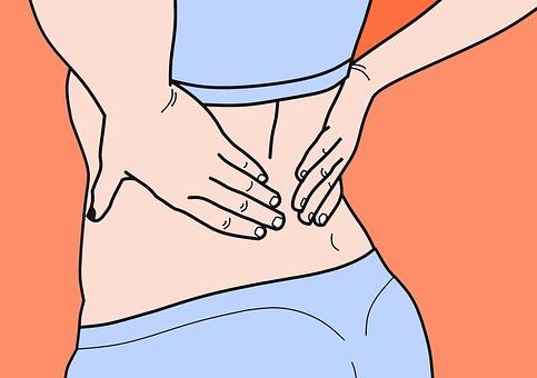 Dor nas costas nem sempre é muscular, Dores nas costas