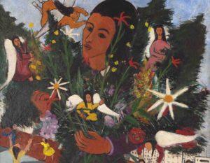pintora modernista Djanira da Motta