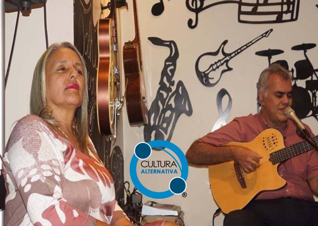 Sarau do Anand Rao com Elisa Carneiro