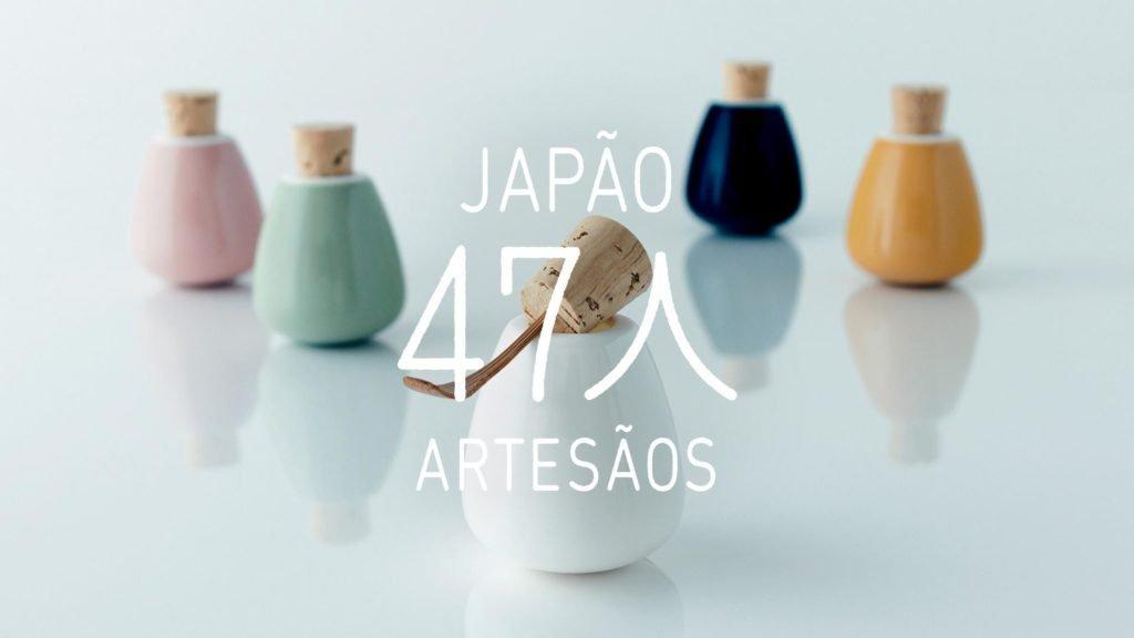 JAPÃO 47 ARTESÃOS