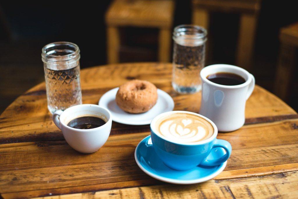 MILAGRE DA MANHÃ,Café