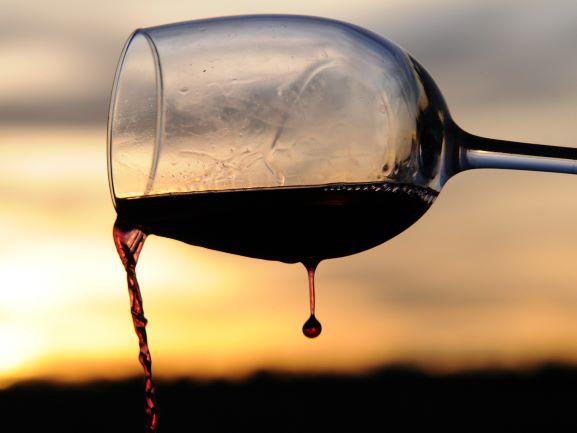 Um bom vinho