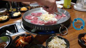 Bicol comida coreana