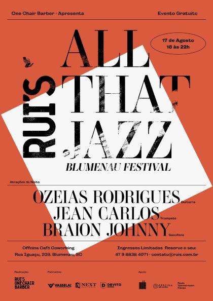 Blumenau - Rui's All That Jazz Festival