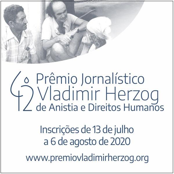 Prêmio Jornalístico Vladimir Herzog de Anistia e Direitos Humanos